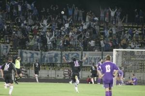 Universitatea Craiova comemora gol de Gheorghe