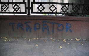 Cristescu já é um traidor para grande parte dos torcedores (foto: Fanatik.ro)
