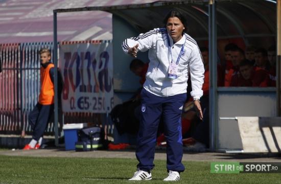 """U Craiova tem fãs em todo mundo"", afirma Napoli. (Foto: Calin Ilea - Stiri de Sport"