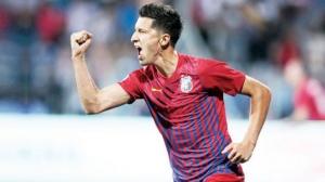 Desde que chegou em 2011, Costea não tem sido muito aproveitado no Steaua (foto: Realitatea)