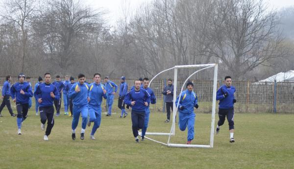 FC U Craiova deverá contar com 24 jogadores até o final da semana (foto: Gazeta de Sud)