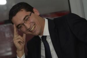 Burleanu, de apenas 29 anos, será o novo presidente da FRF (foto: GSP)
