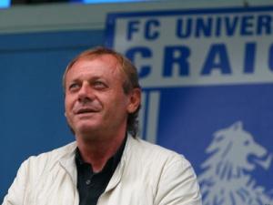 Até pouco tempo atrás, Balaci estava do lado do FC Universitata (foto: Mediafax)