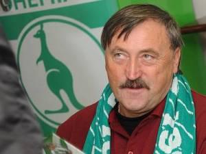 Panenka não tem dúvidas sobre o clube em que fez história (foto: Foto Martin Sidorják/Denik)
