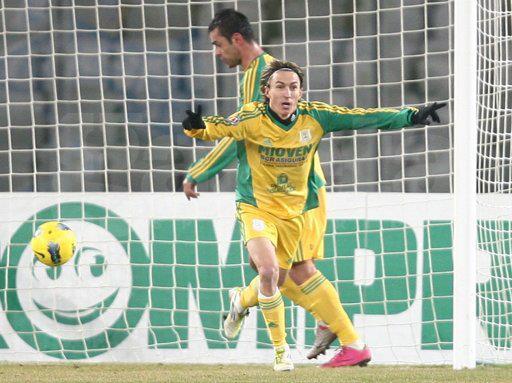 Roberto Ayza joga sua 4ª temporada pelo Mioveni (foto: GSP.ro)