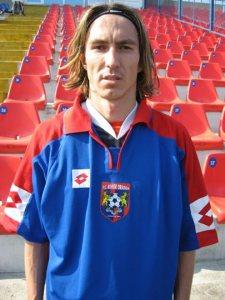 Ayza jogou pelo Bihor Oradea, em 2008-09 (foto: Site oficial Bihor Oradea)