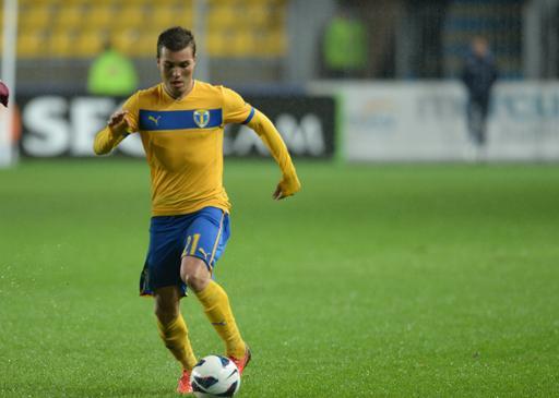 Titular absoluto do Petrolul, Guilherme Sityá é especulado no Steaua e no Dinamo (foto: ProSport)