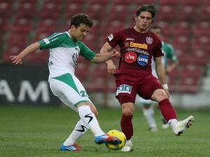 Guilherme se destacou na boa campanha do Concordia Chiajna em 2012 (foto: Gazeta Sporturilor)