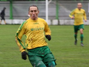 Roberto Ayza é um jogador importante no Mioveni, da Liga II (foto: Ziarul Argesul)