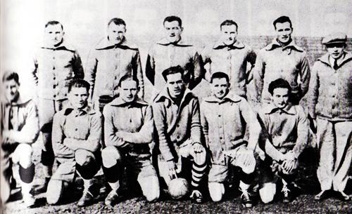 A Romênia de 1934 teve uma classificação conturbada para a Copa