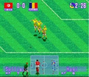No Super Nintendo, a Romênia já vinha toda loira (foto: reprodução)
