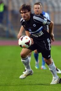 Ciuca assumiu a responsabilidade para ser o líder e o melhor jogador do FC U Craiova (foto: Fanatik.ro)