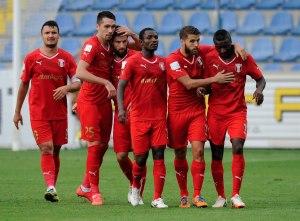 O Astra passou o Slovan Liberec e agora enfrenta o tradicional Lyon (foto: CTK)