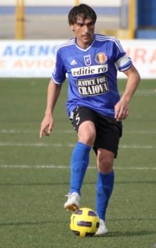 Líder e ídolo no FC U Craiova, Ciuca foi contratado pelo Metalul Resita. (foto: Stiri de Sport)