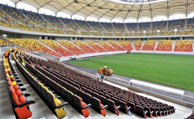 Arena Nationala volta a ter portões fechados nas partidas do Steaua