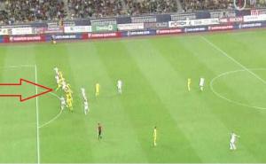 Hungria teve gol mal anulado por impedimento (foto: reprodução