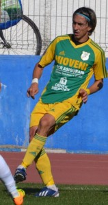 Aos 33 anos, o brasileiro é um dos líderes e destaques do Mioveni foto: Prosport)