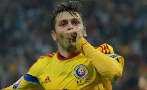 Rusescu abriu o placar para os romenos (foto: uefa.com)