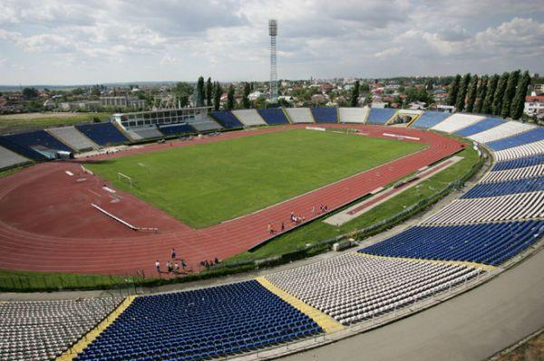 Demolição do Estádio Ion Oblemenco já virou novela