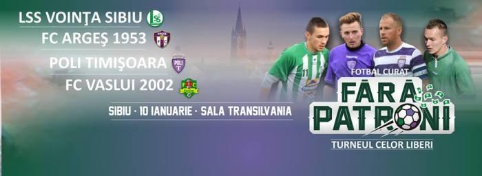 Torneio de futsal reúne clubes da Liga IV organizados e mantidos pelos torcedores (imagem: facebook.com/fotbalfarapatroni)