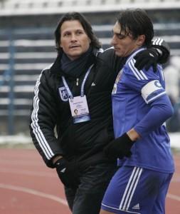 Nicolò Napoli e Madalin Ciuca vão se reencontrar no CSMS Iasi, depois de passarem pelo FC Universitatea Craiova (foto: Lucian Sandu/Editie Speciala)