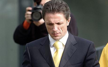 Popescu foi condenado a três anos e um mês de prisão (Foto: Vadim Ghirda/Arquivo AP)