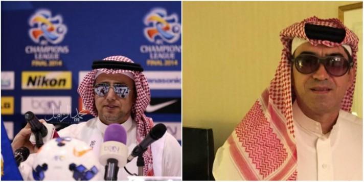 Laurentiu Reghecampf, técnico do Al-Hilal, eliminou o Al-Ittihad de Victor Piturca nas oitavas-de-final da Copa do Príncipe, na Arábia Saudita