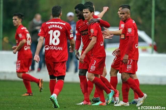 Dinamo está mal na temporada 2014-15