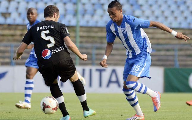 Nuno Rocha é um dos dois convocados do CS U Craiova (foto: Adevarul)