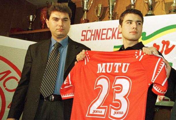 Mutu no Dinamo: 22 gols em 33 jogos