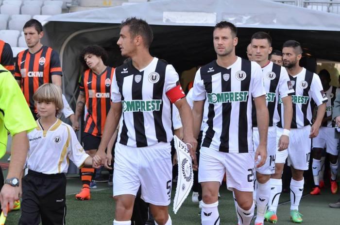Universitatea Cluj volta às semi-finais da Copa da Romênia depois de 20 anos