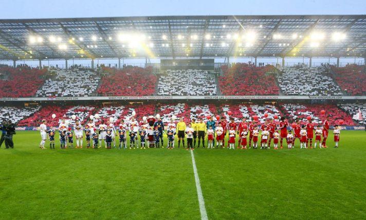 Red Bull Salzburg: títulos, fama e competitividade internacional a troco da tradição (foto: Facebook/Red Bull Salzburg