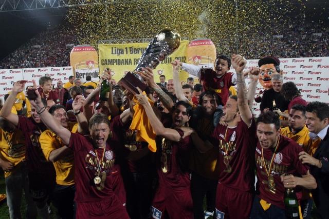 2011-12, o terceiro título da Liga I, o último do CFR Cluj até hoje