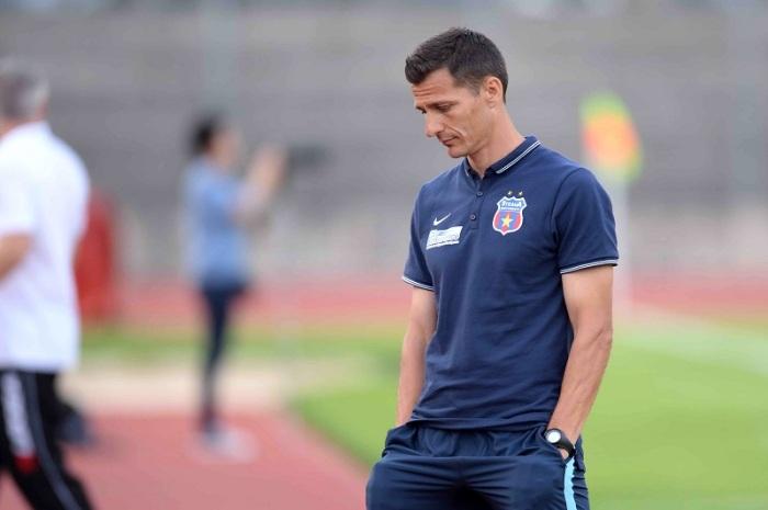 Gâlca perde jogadores importantes pelo temperamento explosivo de Gigi Becali (foto: Alexandru Hojda/Mediafax)