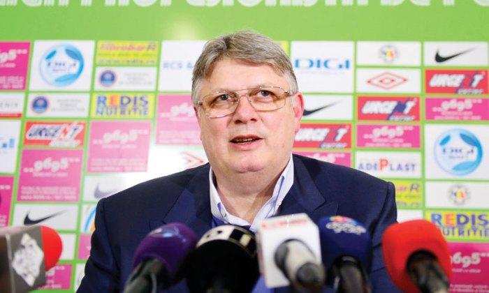 """Iorgulescu: """"Nós só trazemos brasileiros de segunda linha"""" (foto: ProSport)"""