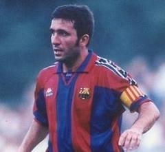 O Barcelona não viu Hagi em seu melhor nível