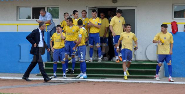 Totalmente dependente de patrocínio estatal, Unirea Slobozia  abandona Liga II (foto: arquivo/Liga2.ro)