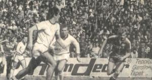 O Universitatea Craiova entrou definitivamente na história do futebol romeno em 16 de março de 1983