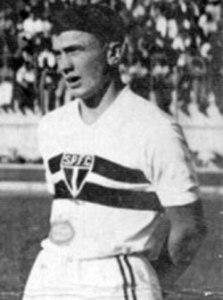 Zaclis jogou no São Paulo de 1938 a 1944