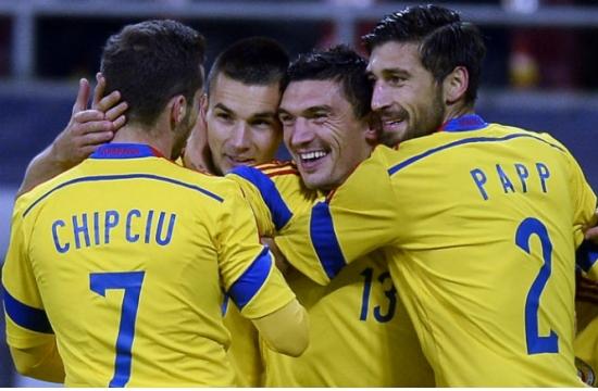 Romênia está à frente de 17 seleções que participaram da última Copa do Mundo