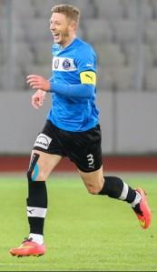 Mitrea: artilheiro da Liga I com dez gols de pênalti