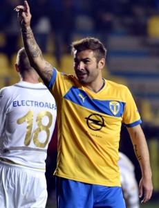 2.FOTBAL:PETROLUL PLOIESTI-FC BOTOSANI, LIGA 1 (28.04.2014)