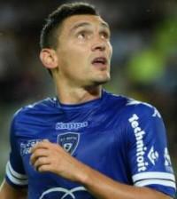 Antes de ir para o Steaua, Keseru estava no Bastia, da França