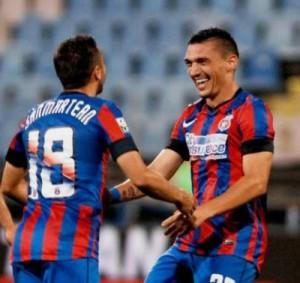 Sânmartean e Keseru deixaram o FCSB, que agora tem que disputar o título ponto a ponto