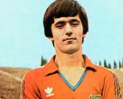 Lacatus no Steaua, em 1984: no total, foram dez títulos da Liga I conquistados