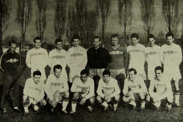O Steagul Rosu dos anos 60, melhor momento da história do clube