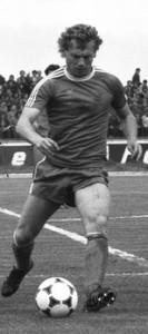 Balaci era o grande craque na sequência de dez temporadas seguidas em copas europeias