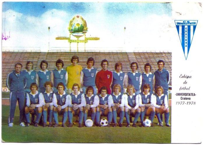 A maior goleada aplicada pela Stiinta a nível europeu foi em 1977-78