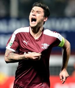 As boas atuações de Sapunaru em 2015 lhe deram a oportunidade de relançar a carreira na Udinese