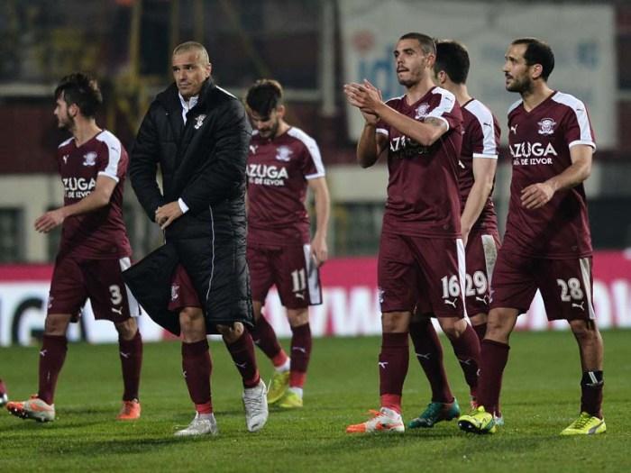 Se o Rapid se mantiver na Liga I em 2015-16, já vai começar com pontos negativos